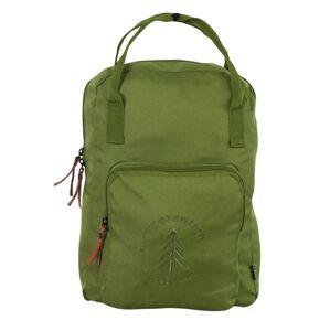 Unisex městský batoh 2117 stevik 15l zelená 15l