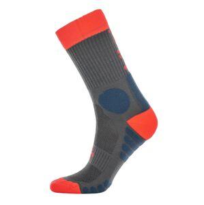 Unisex ponožky kilpi moro-u světle modrá 43