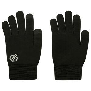 Unisex rukavice dare2b lineup ii černá m/l