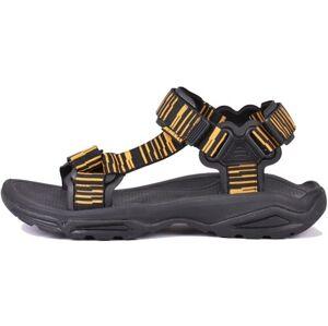 Unisex sandále bushman track černá 36