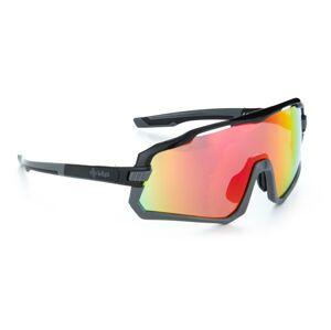Unisex sluneční brýle kilpi shady-u černá uni