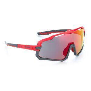 Unisex sluneční brýle kilpi shady-u červená uni