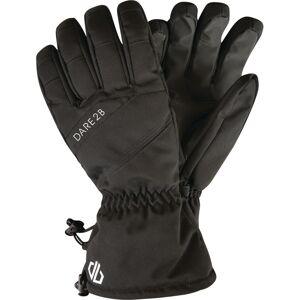 Zimní lyžařské rukavice dare2b hold on glove černá m
