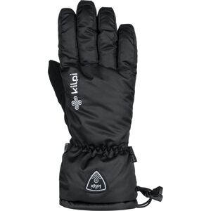 Zimní lyžařské rukavice kilpi mikis-u černá   l